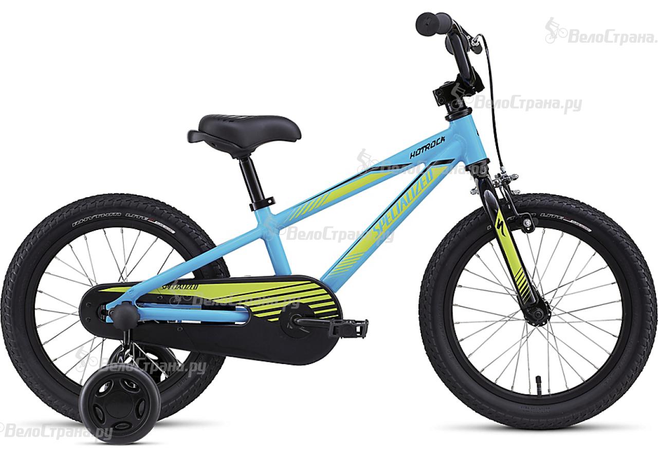 Велосипед Specialized Hotrock 16 Coaster Boys (2016) specialized demo 8 1