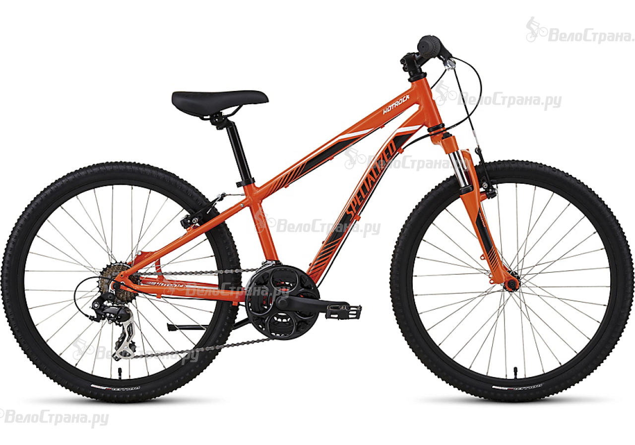 Велосипед Specialized Hotrock 24 21-sp Boys (2016)