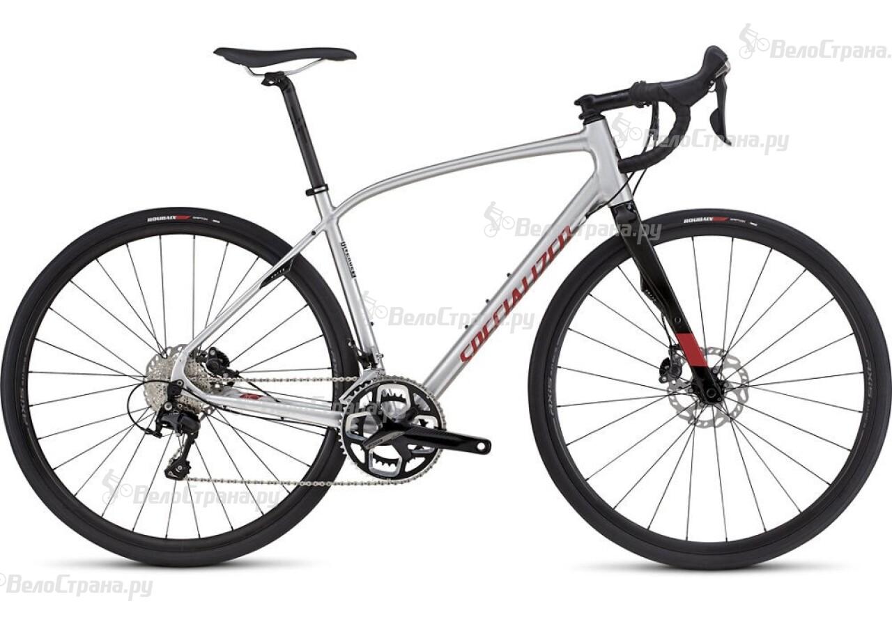 Велосипед Specialized Diverge Comp DSW Cen (2016)