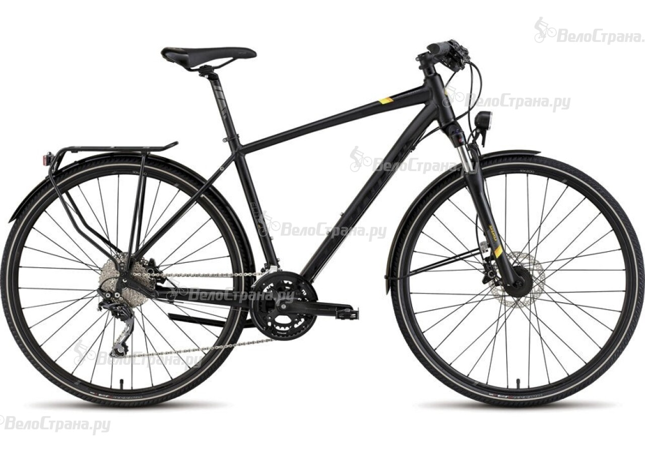 Велосипед Specialized Crossover Elite Disc (2016) specialized demo 8 1