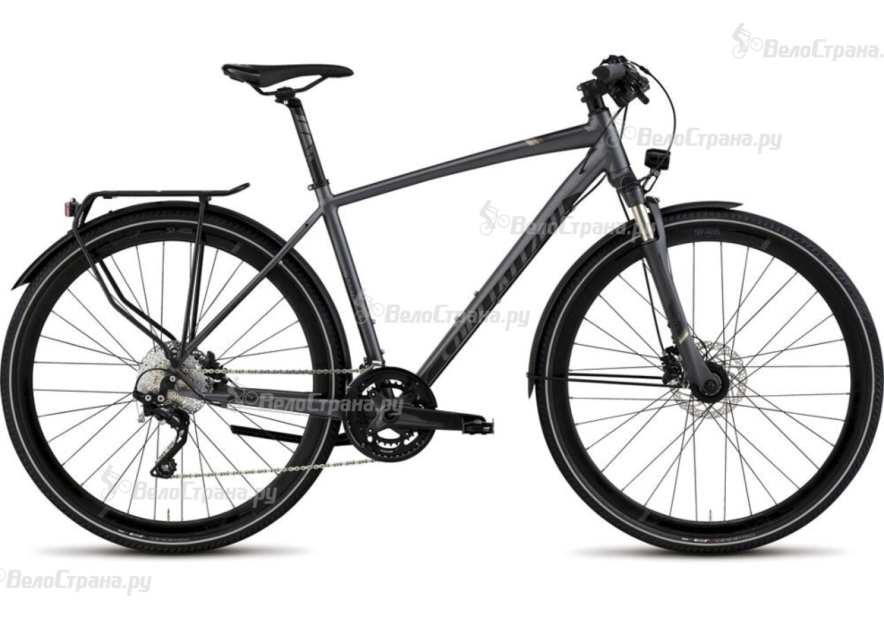 Велосипед Specialized Crossover Comp Disc (2016)