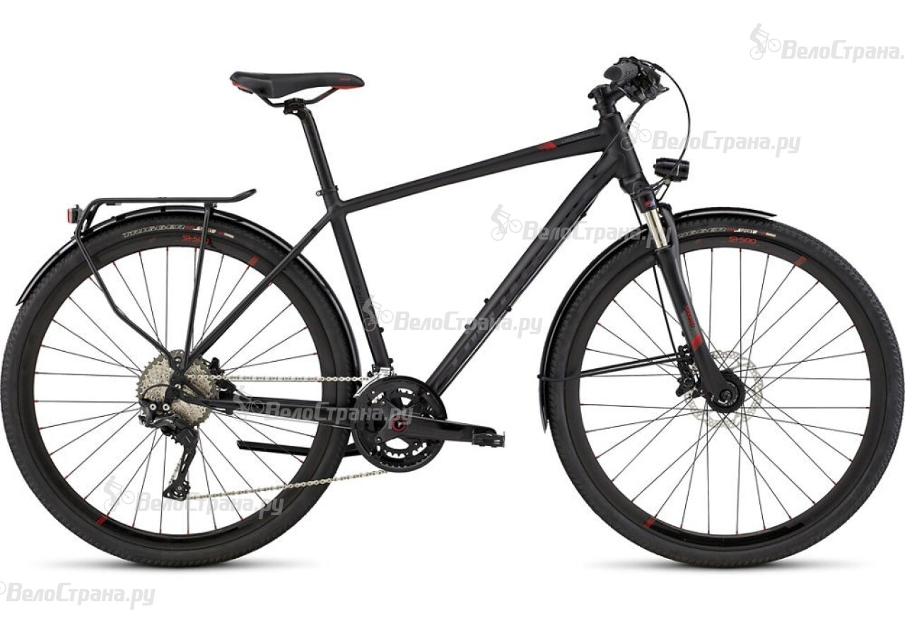 Велосипед Specialized Crossover Expert Disc (2016)