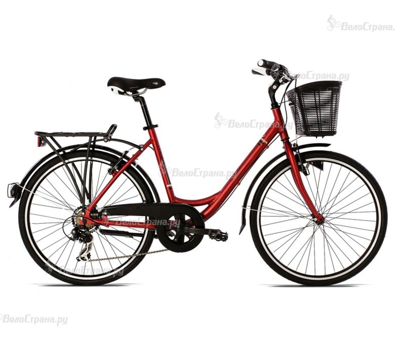 Велосипед Orbea Boulevard Uni A10 (2013)