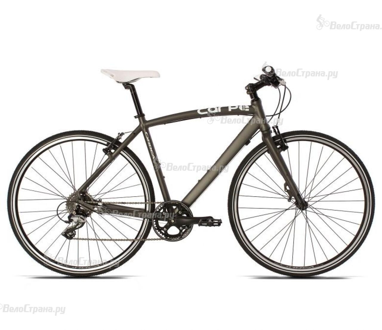 Велосипед Orbea Carpe 50 (2014) велосипед wheeler protron 50 2014