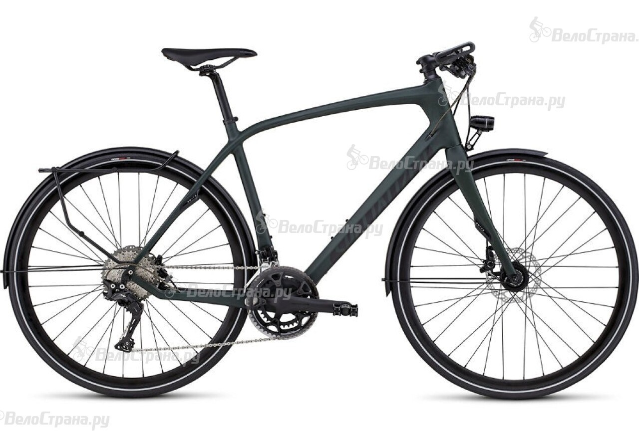 Велосипед Specialized Source Expert Carbon Disc (2016)