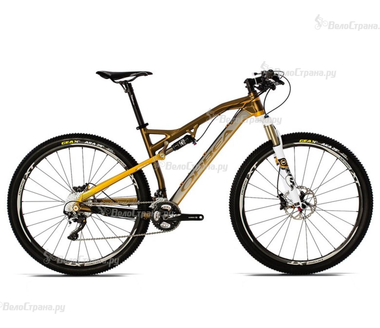 Велосипед Orbea Occam 29 H10 (2013) велосипед orbea occam 29 h30x 2013