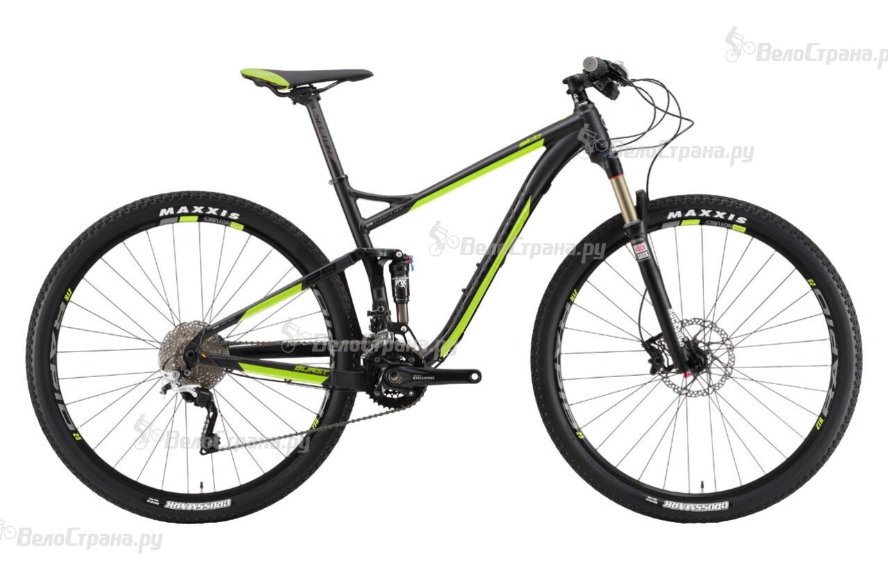 Велосипед Silverback SIDO 2 (2016) велосипед silverback sido 1 2016