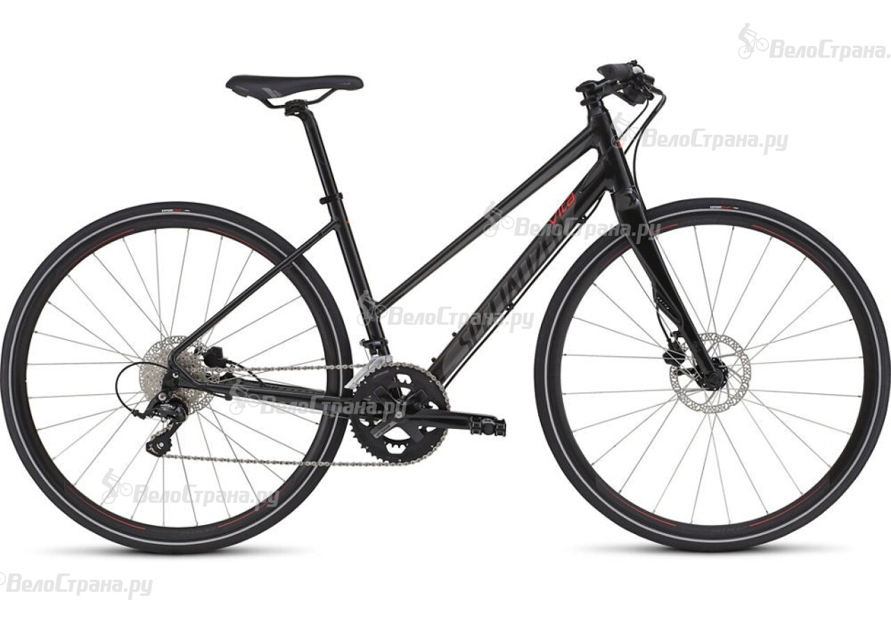 Велосипед Specialized Vita Elite Disc Step Through (2016)