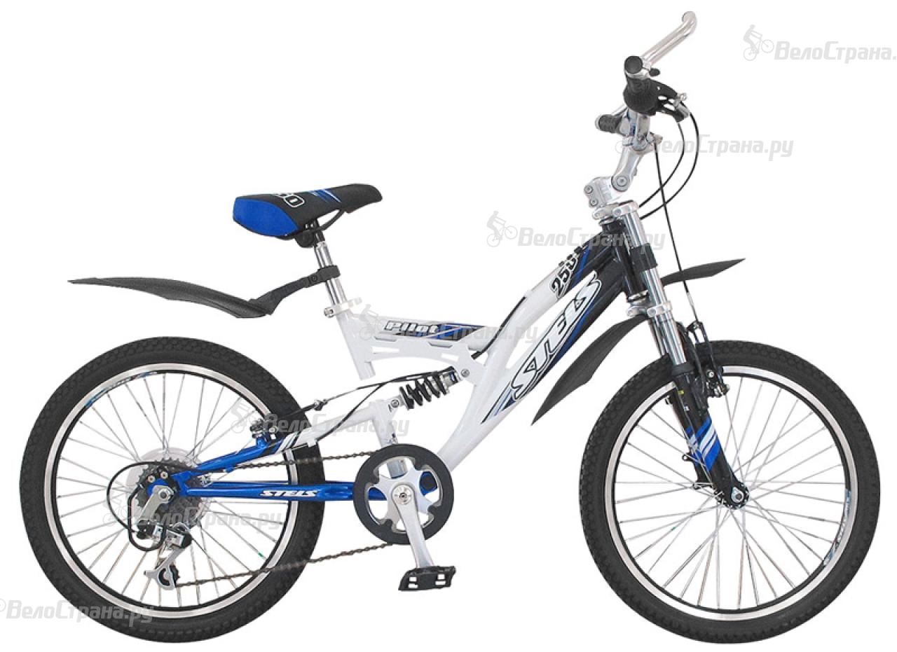 Велосипед Stels Pilot 250 (2013) спальник woodland pilot 250