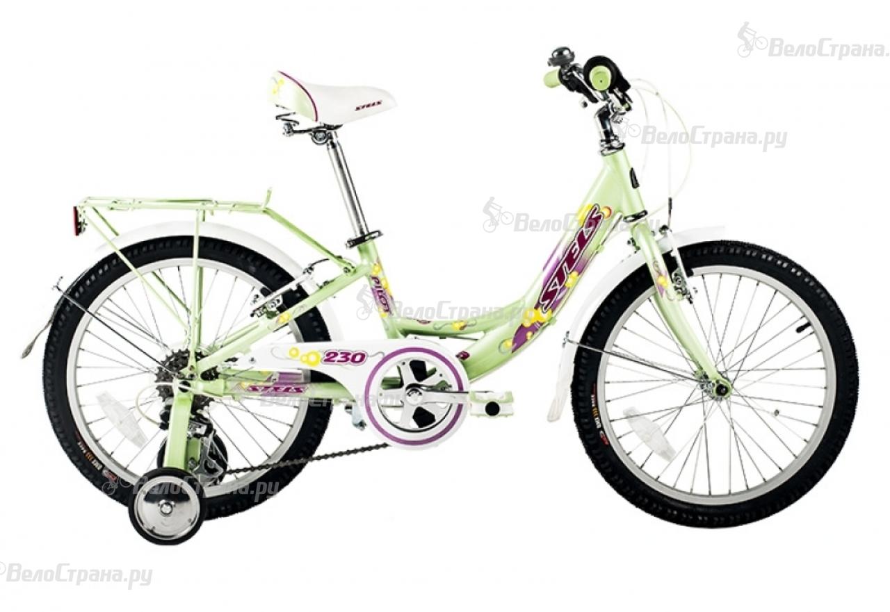 Велосипед Stels Pilot 230 Girl (2013) велосипед stels pilot 240 girl 3sp 2016