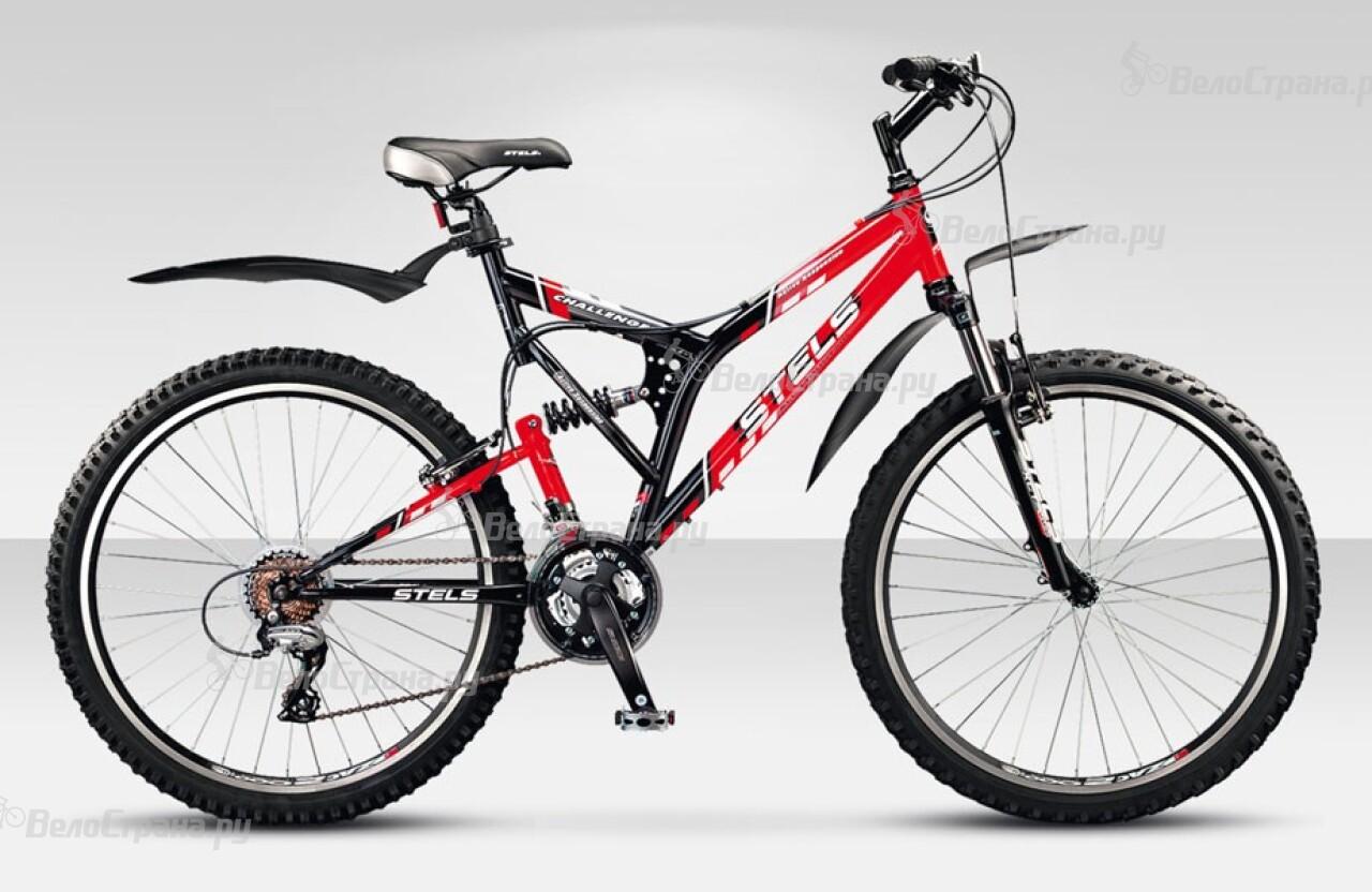 Велосипед Stels CHALLENGER (2013) велосипед challenger genesis lux fs 26 d черно серый 18