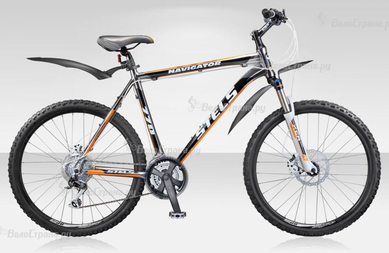 Велосипед Stels Navigator 770 Disc (2013) велосипед stels navigator 150 3sp 2016
