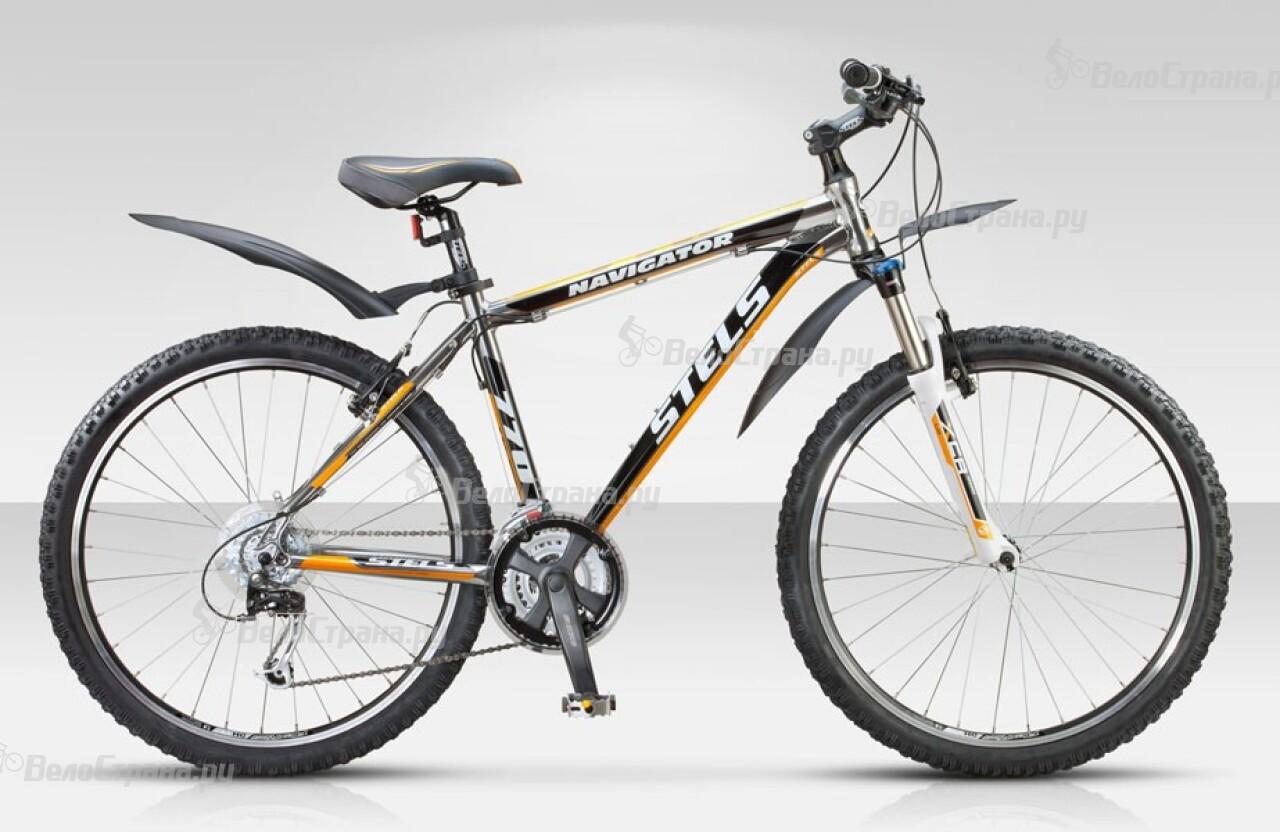 Велосипед Stels Navigator 770 (2013) велосипед stels navigator 290 2013