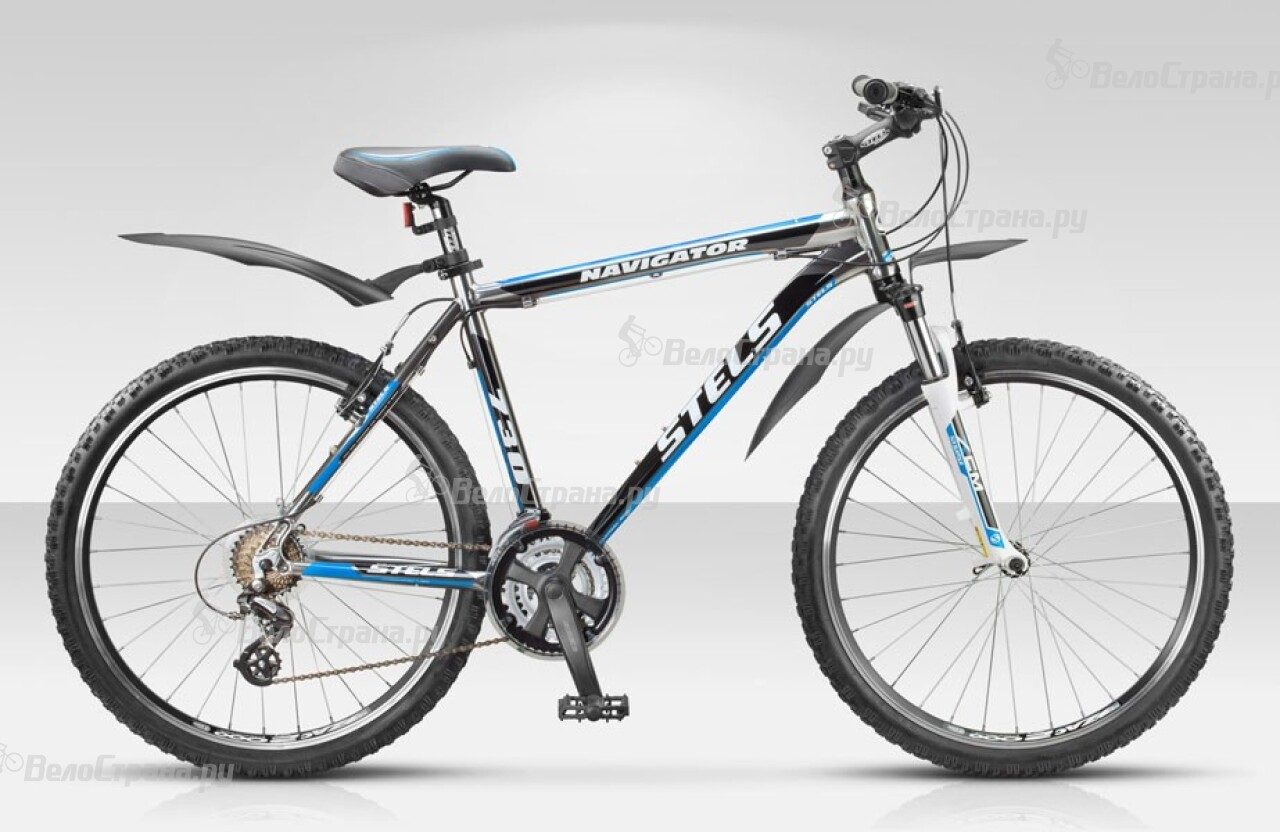 Велосипед Stels Navigator 730 (2013) велосипед stels navigator 250 2016