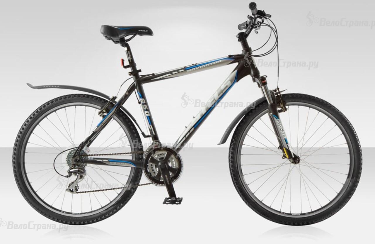 Велосипед Stels Navigator 650 (2013) велосипед stels navigator 690 disc 2013