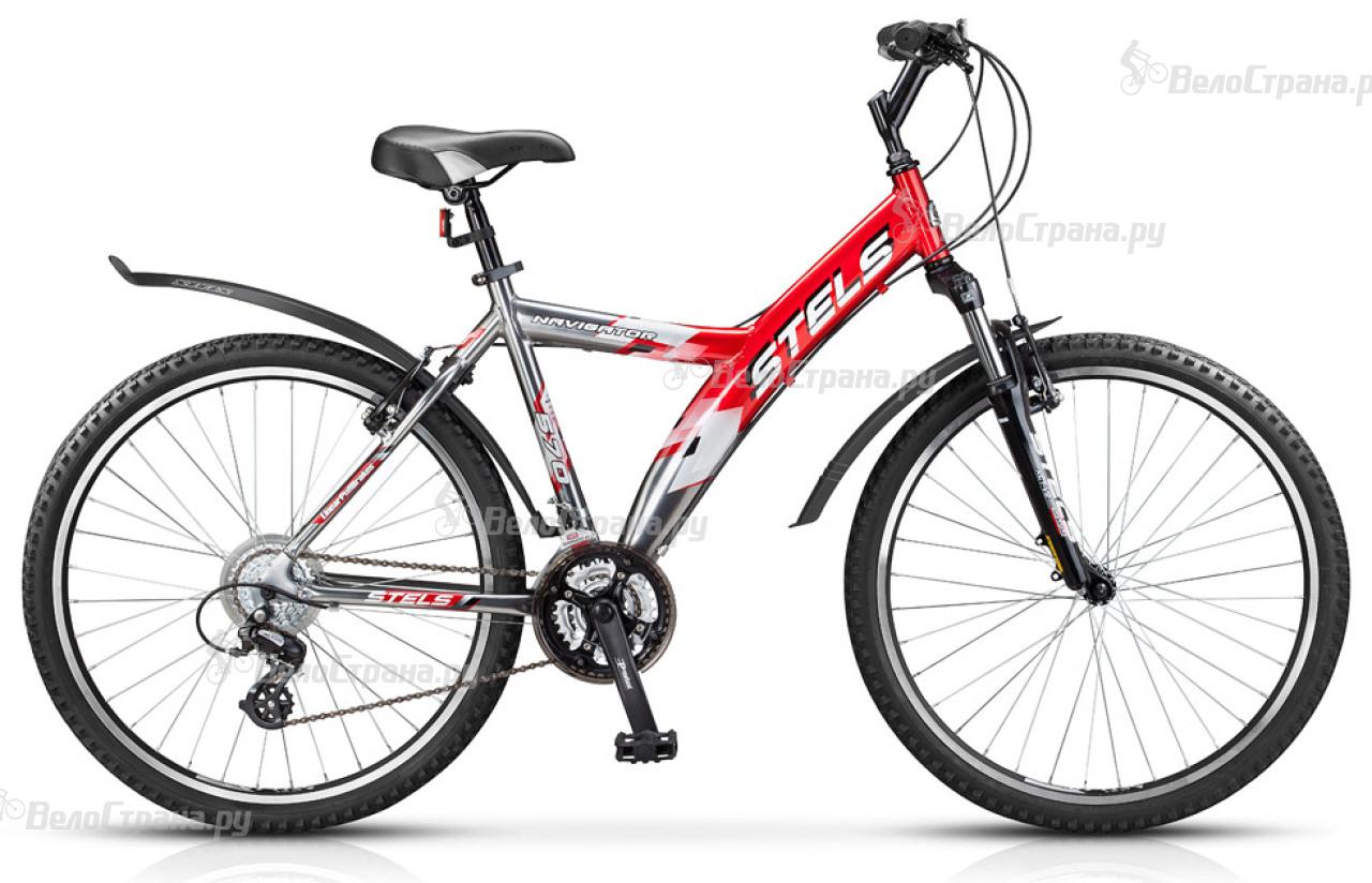Велосипед Stels Navigator 570 (2013) велосипед stels navigator 690 disc 2013