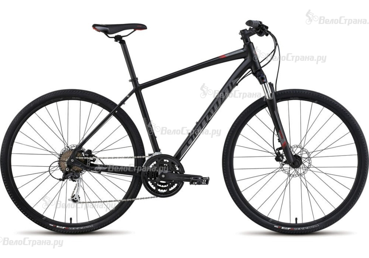 Велосипед Specialized Crosstrail Sport Disc (2016) велосипед specialized demo 8 fsr i 2016