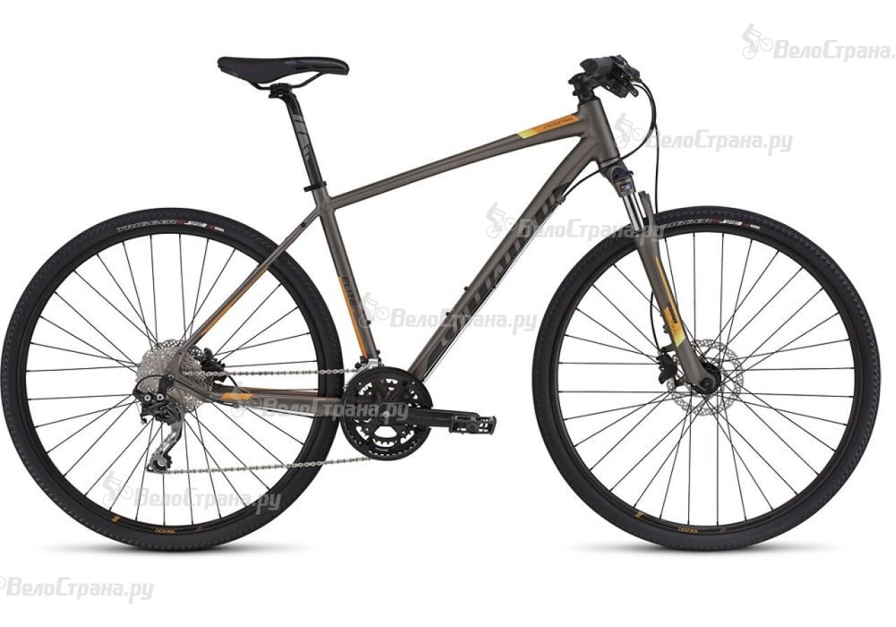 Велосипед Specialized Crosstrail Elite Disc (2016) велосипед specialized crosstrail elite disc 2014