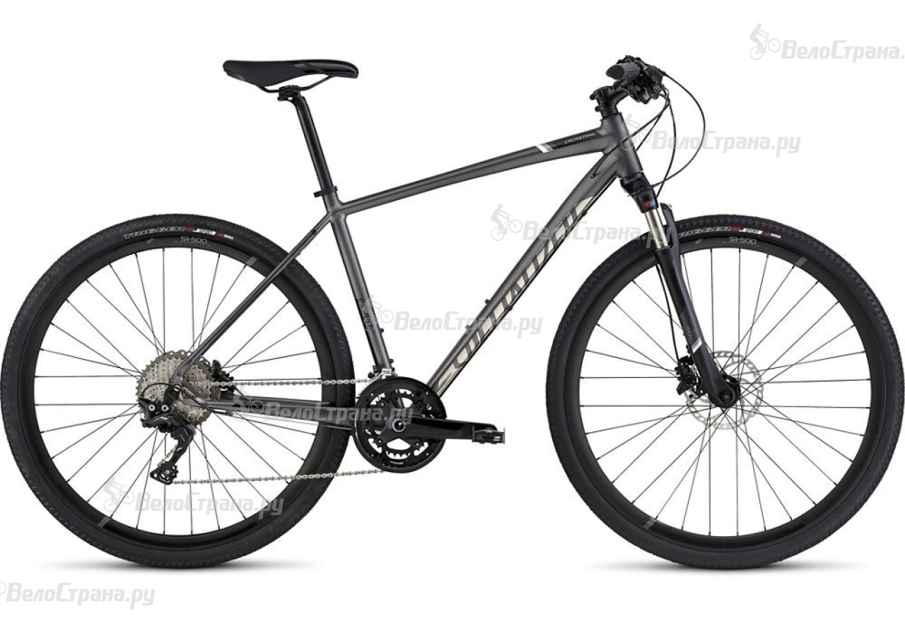 Велосипед Specialized Crosstrail Expert Disc (2016) велосипед specialized tarmac expert disc race 2018