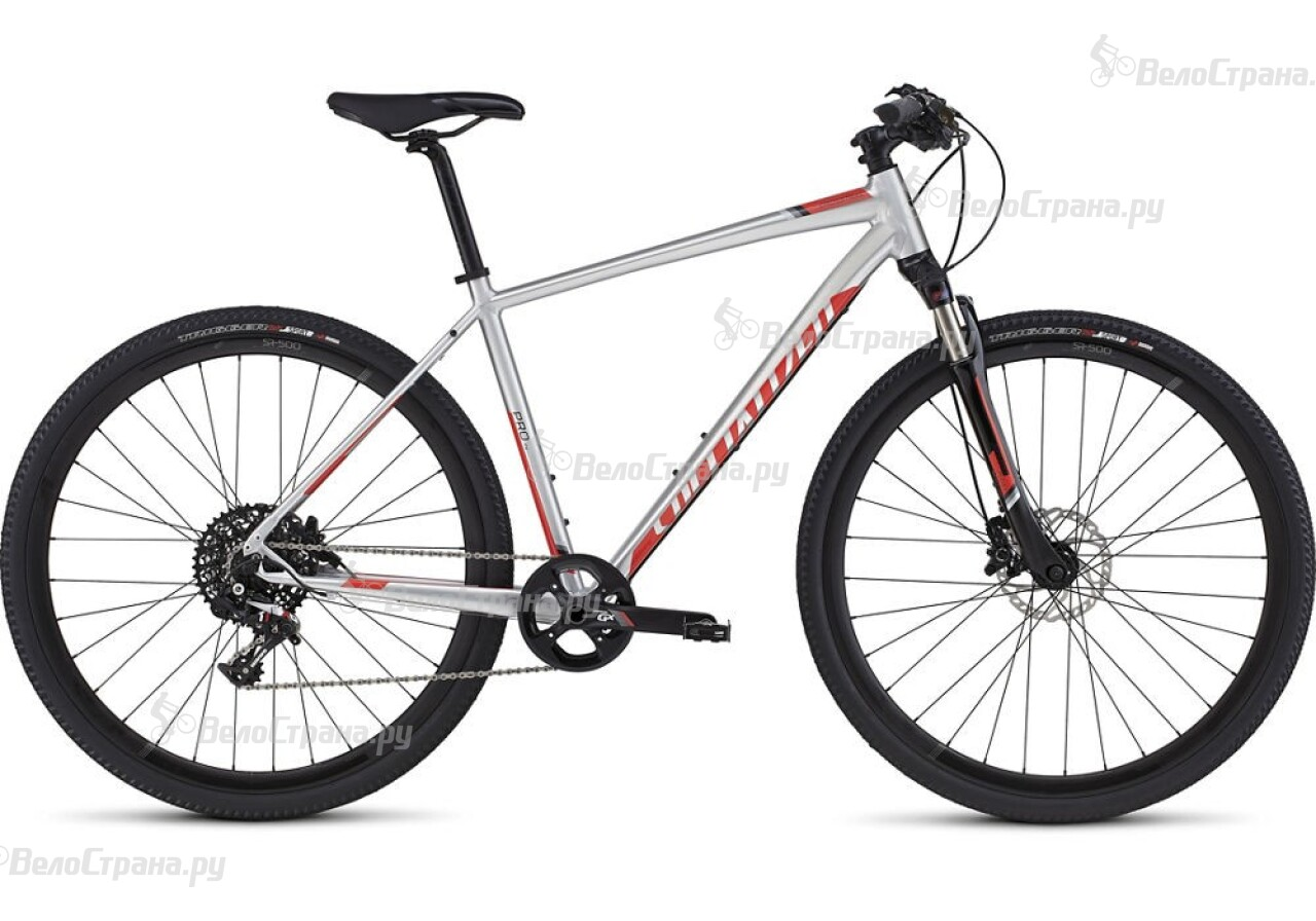 Велосипед Specialized Crosstrail Pro Disc (2016)