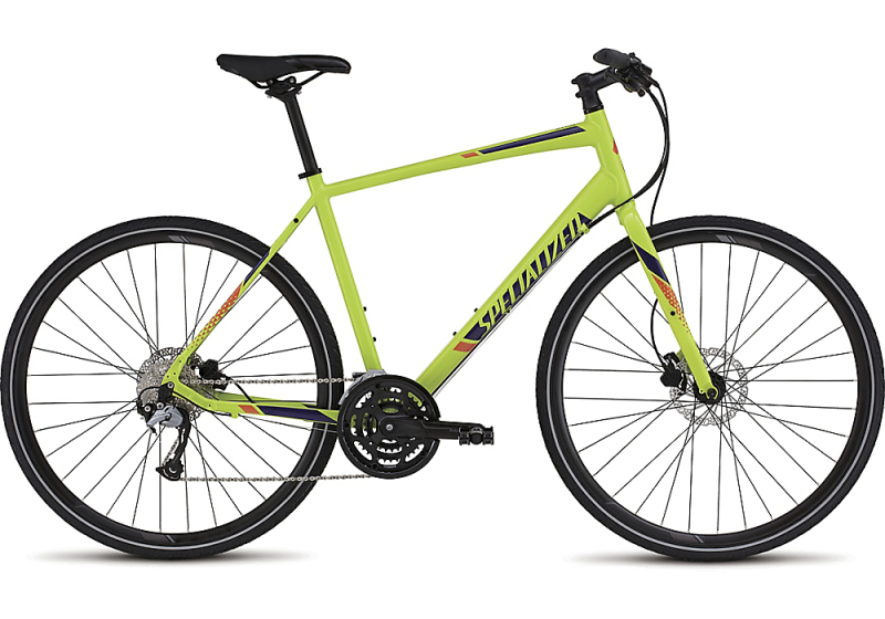 Specialized Sirrus Sport Disc (2016)