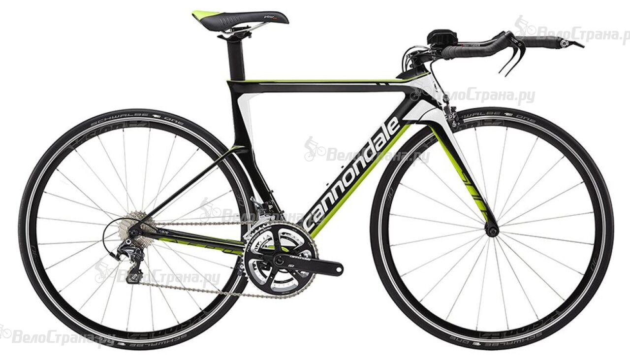 Велосипед Cannondale SLICE WOMEN'S 3 ULTEGRA (2015)