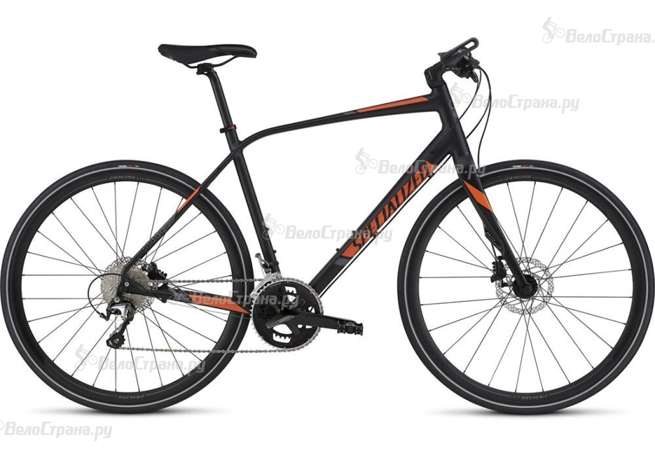 Велосипед Specialized Sirrus Comp Disc (2016)