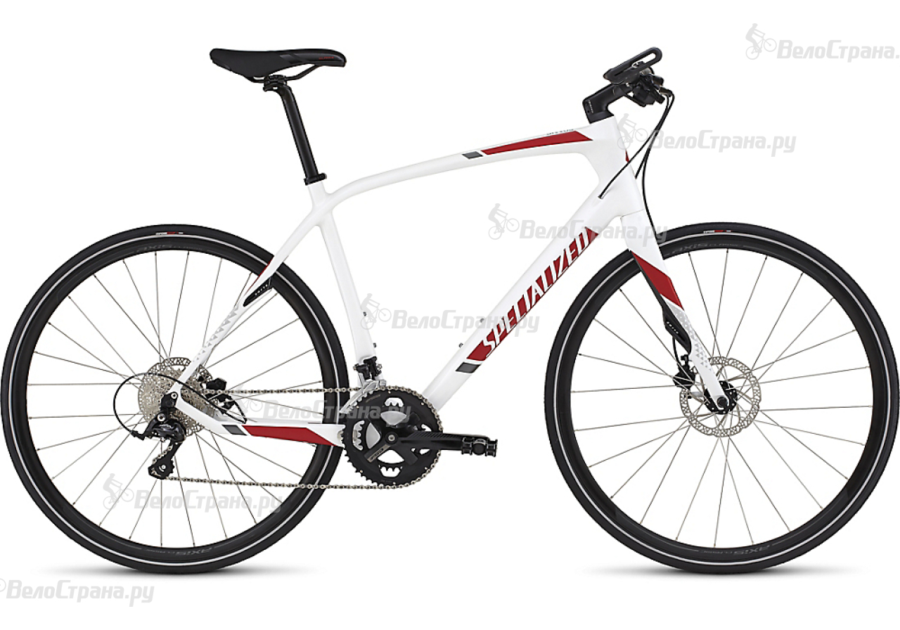 Велосипед Specialized Sirrus Elite Carbon (2016) велосипед specialized sirrus elite 2014