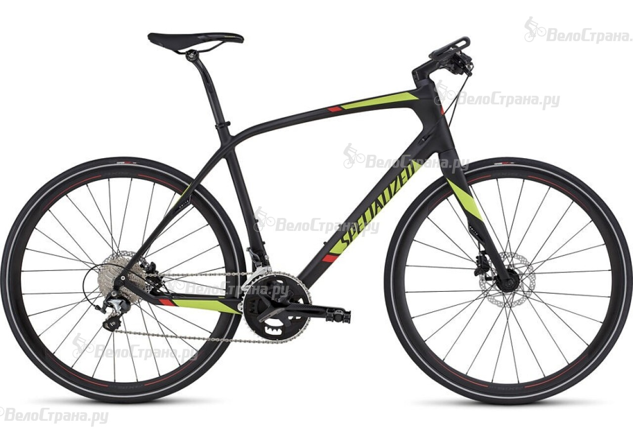 Велосипед Specialized Sirrus Comp Carbon (2016)
