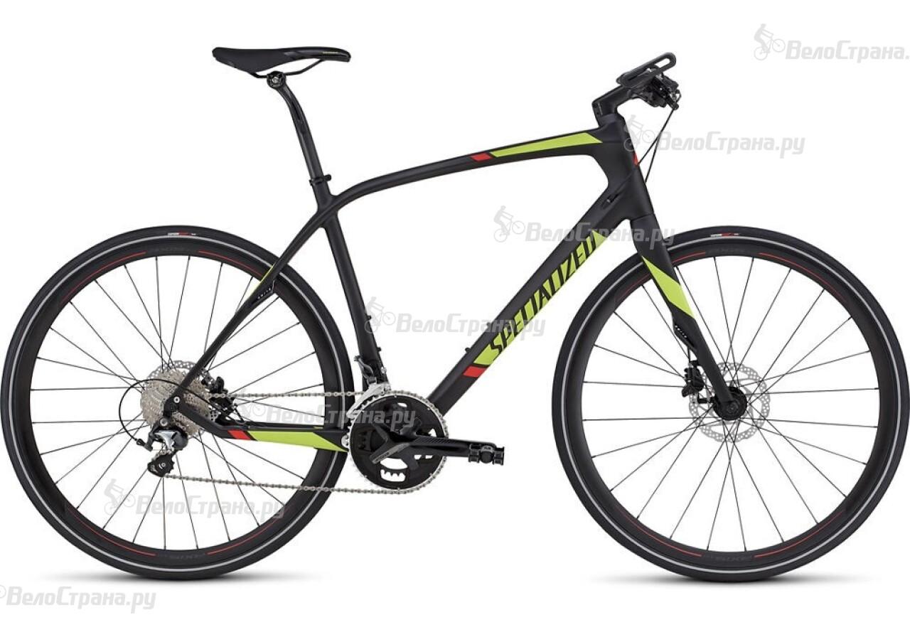 Велосипед Specialized Sirrus Comp Carbon (2016)
