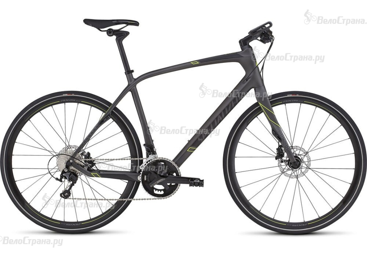 Велосипед Specialized Sirrus Expert Carbon (2016)