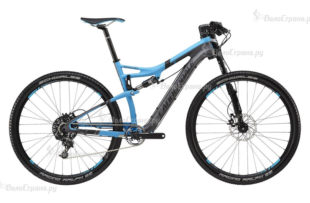 Велосипед Cannondale SCALPEL 29ER CARBON 2 (2015) велосипед cannondale scalpel 29 carbon race 2016