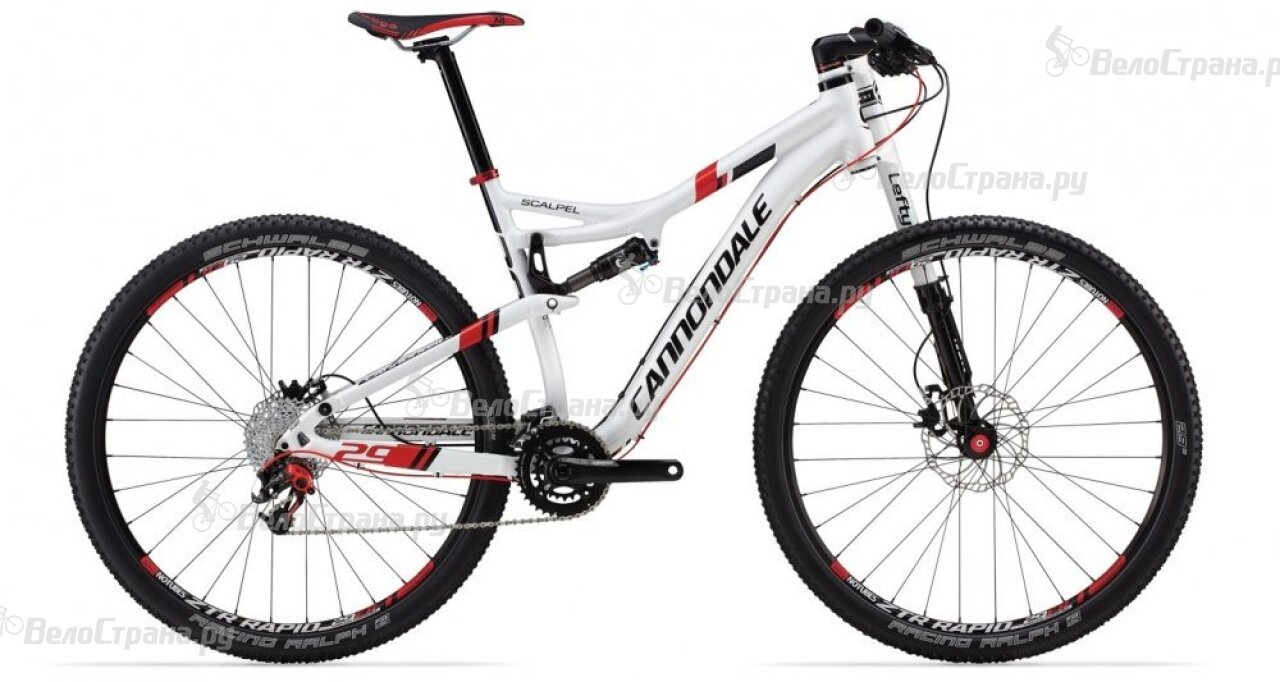 Велосипед Cannondale SCALPEL 29ER 3 (2014) велосипед cannondale scalpel 29 carbon race 2016