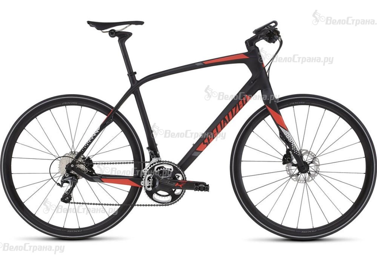 Велосипед Specialized Sirrus Pro Carbon (2016)