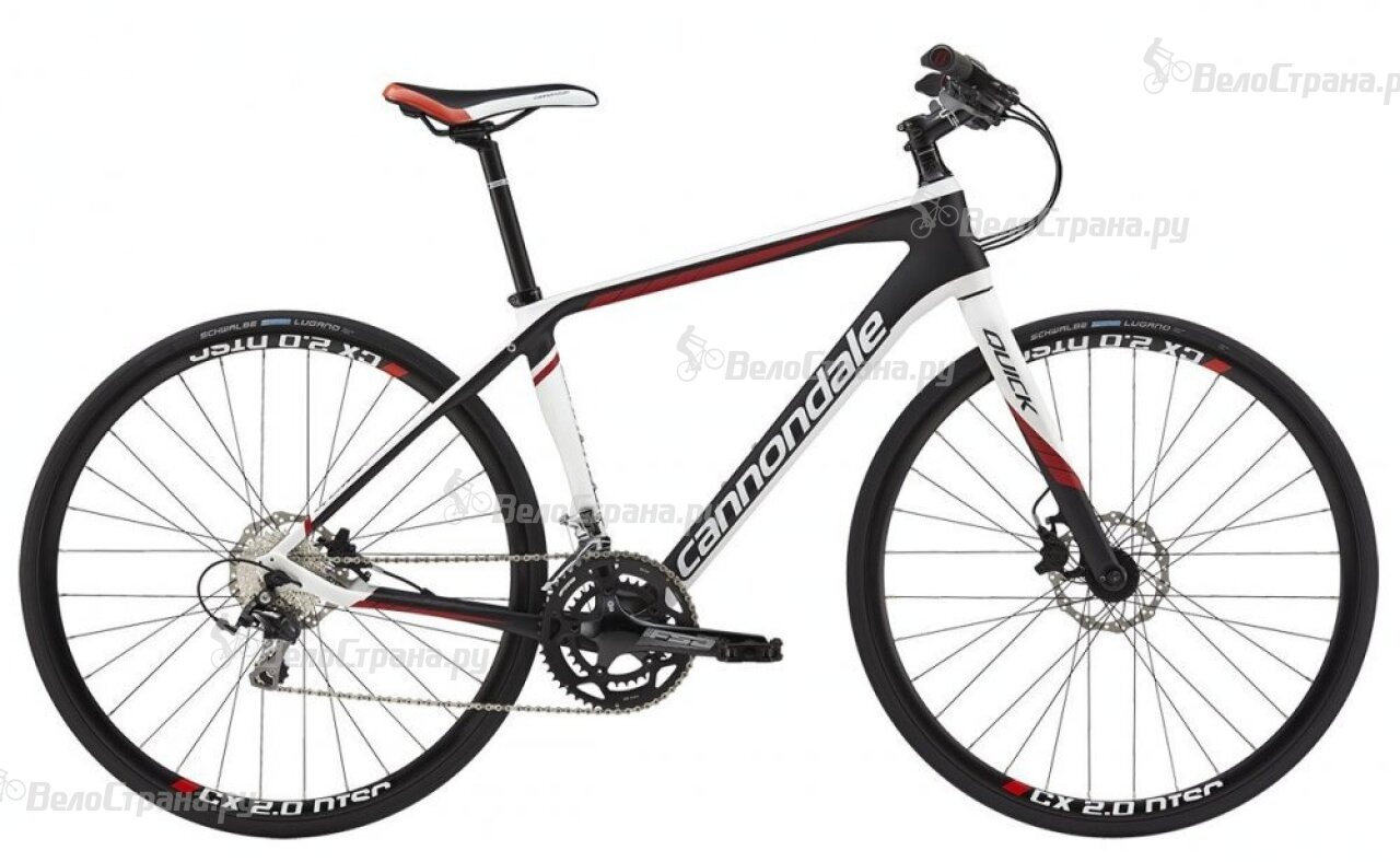 Велосипед Cannondale QUICK CARBON 1 (2015)