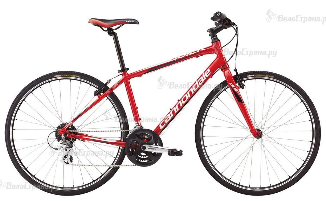 Велосипед Cannondale QUICK 5 (2015)