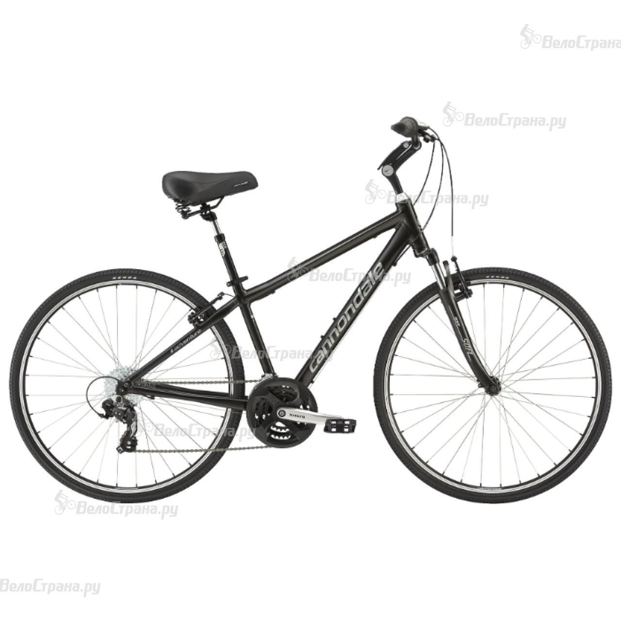 Велосипед Cannondale ADVENTURE 2 (2015)
