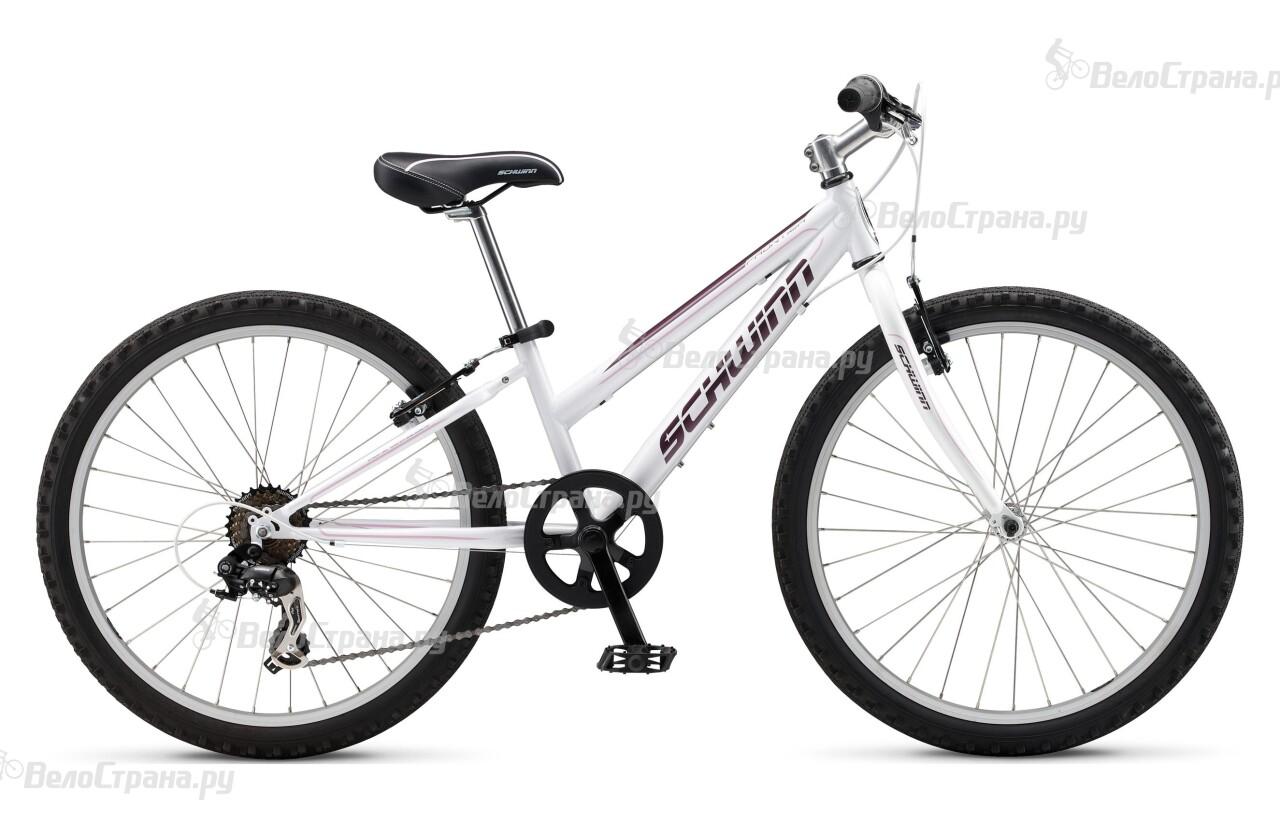 Велосипед Schwinn Frontier Girls 24 (2014) велосипед schwinn frontier 24 2016