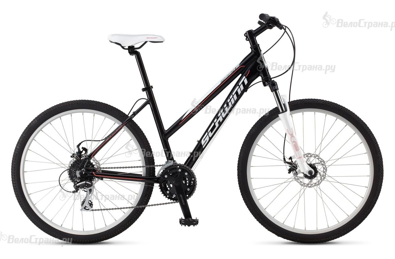 Велосипед Schwinn Mesa 2 Disc women (2014) forward terra 2 0 disc 16 2014 white black