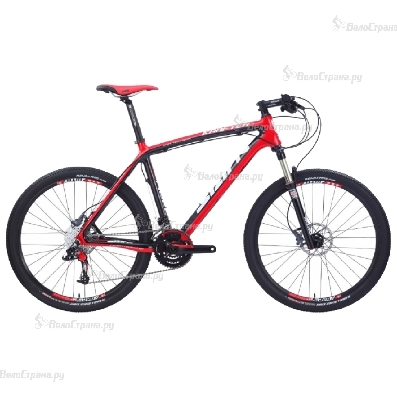 Велосипед Stark Krafter Carbon (2014)