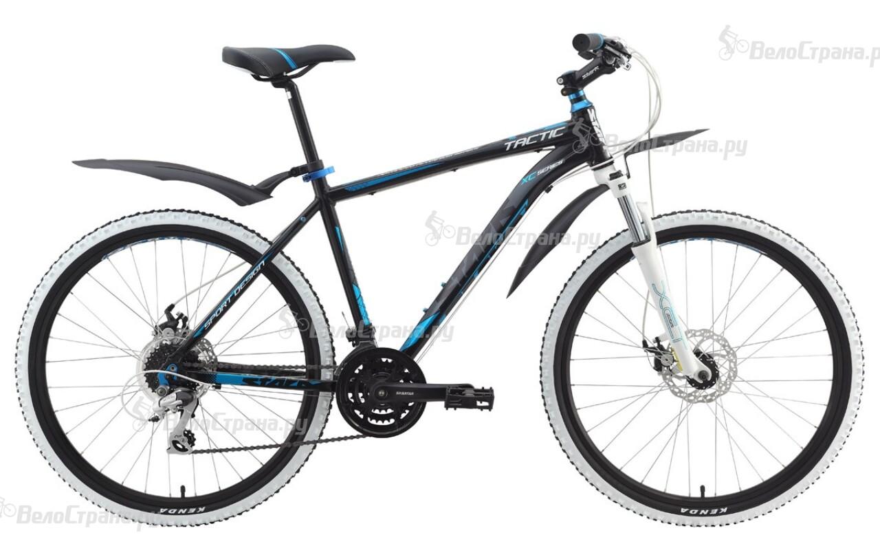 Велосипед Stark Tactic Disc (2014) велосипед stark indy disc 26 2016