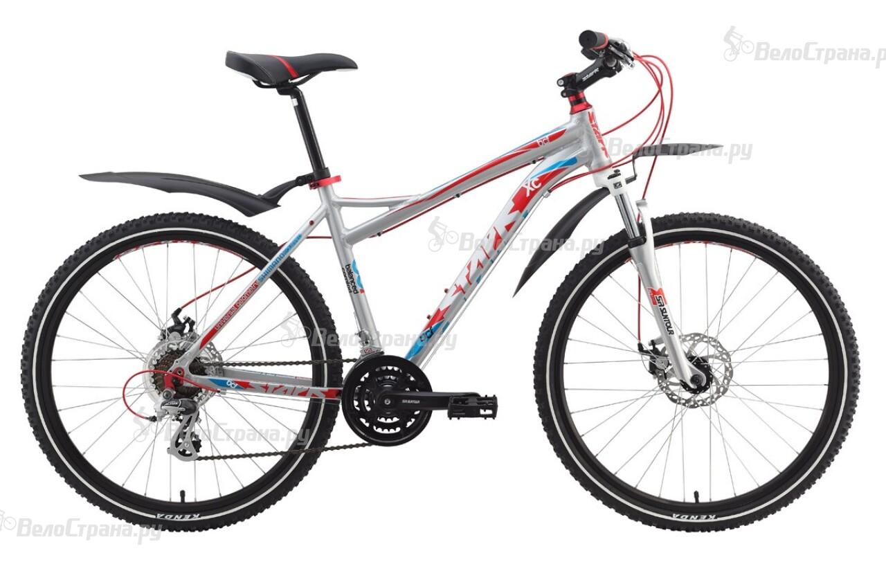 Велосипед Stark Antares Disc (2014) велосипед stark indy disc 26 2016