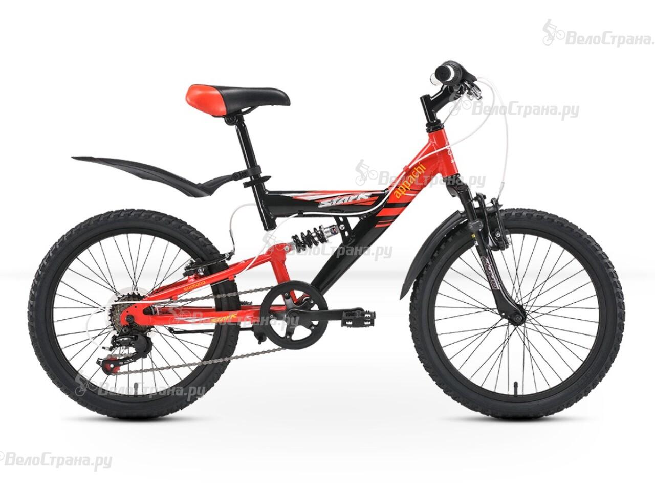 Велосипед Stark Appachi 20 (2014) vizant winter 525мм 21