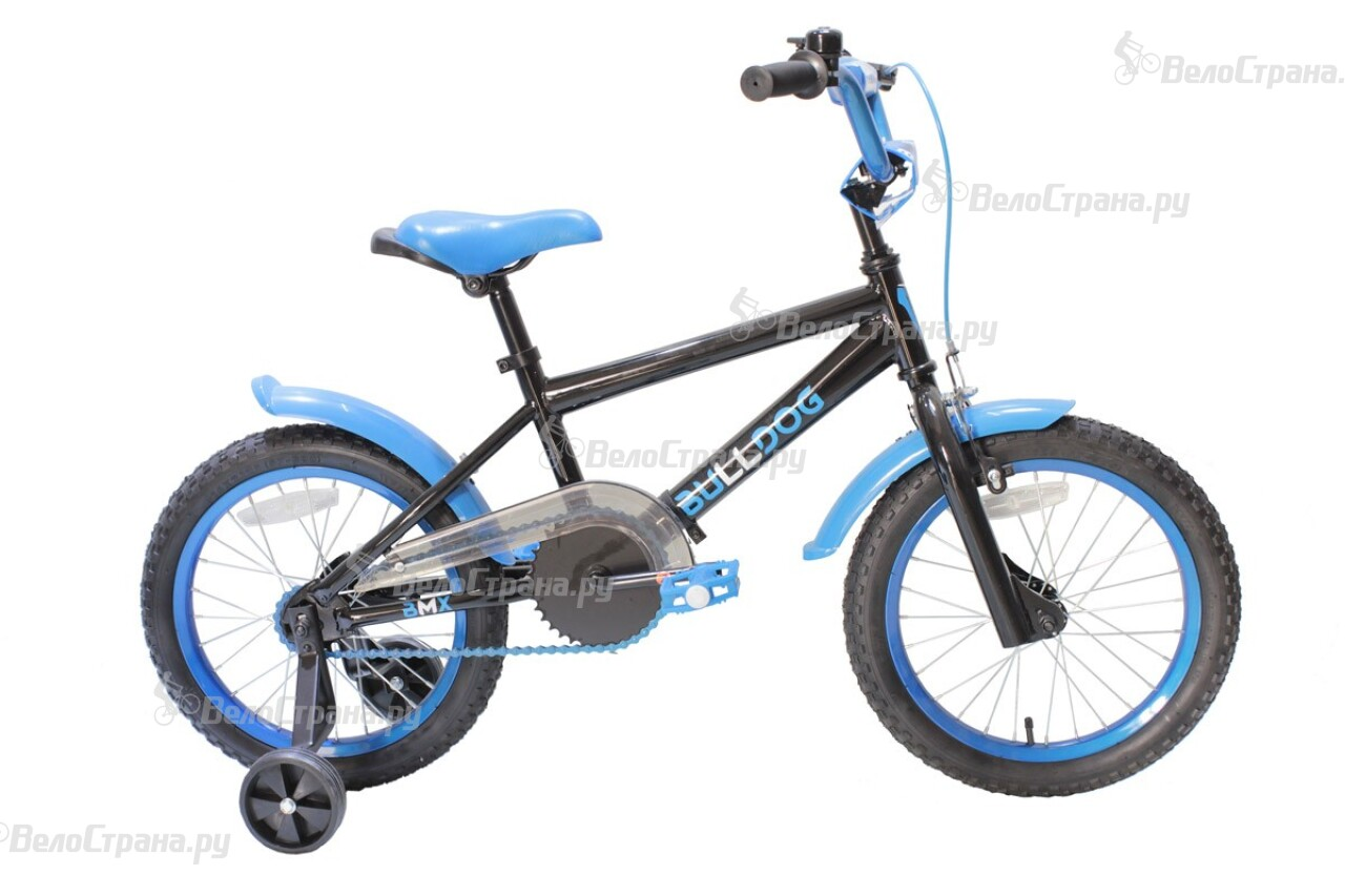 Велосипед Stark Bulldog 16 (2014) stark outpost 16 2016 blue orange