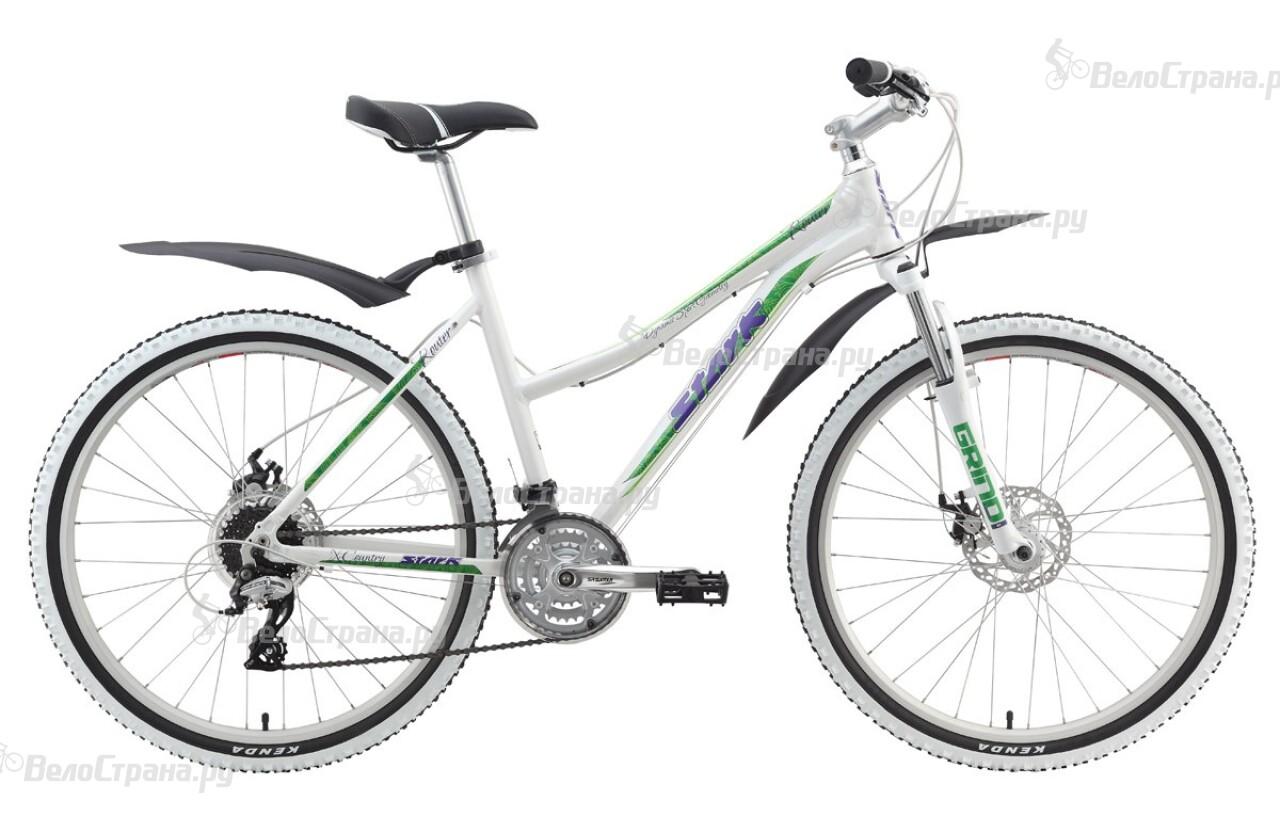 Велосипед Stark Router Lady Disc (2014) велосипед stark indy disc 26 2016