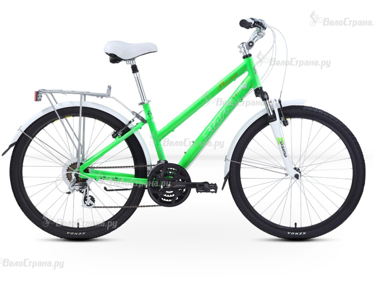 Велосипед Stark Plasma (2013)