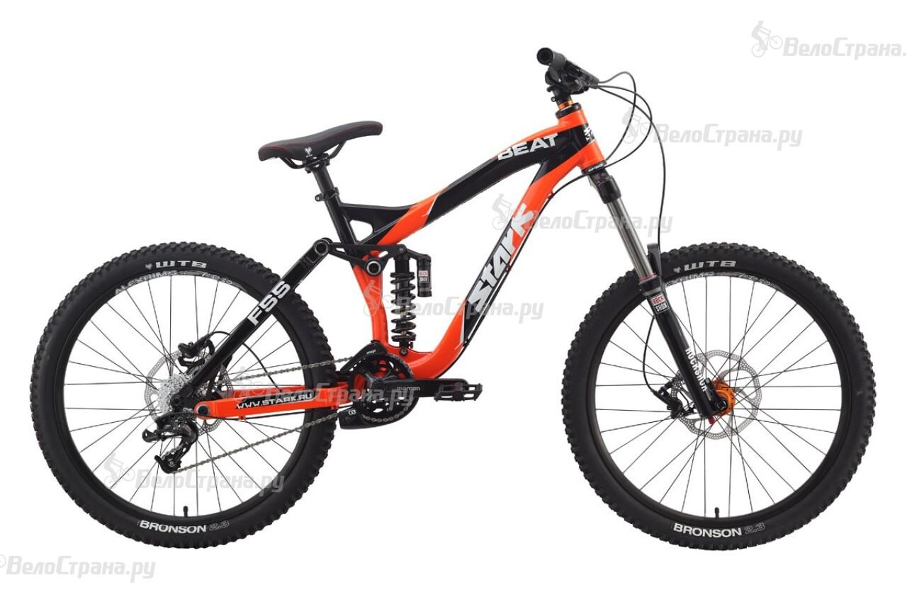 Велосипед Stark Beat Pro (2014) single green board multidiag pro 2014 r2 keygen