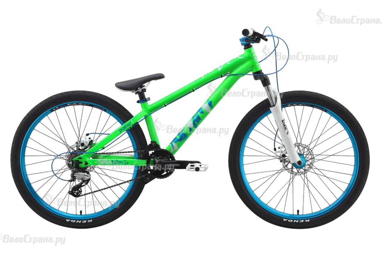 Велосипед Stark Pusher 1 (2014) велосипед stark shooter 4 2016
