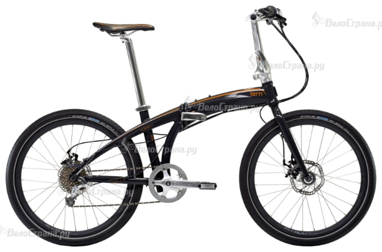 Велосипед Tern Eclipse P24h (2013) велосипед tern eclipse p7i 2013