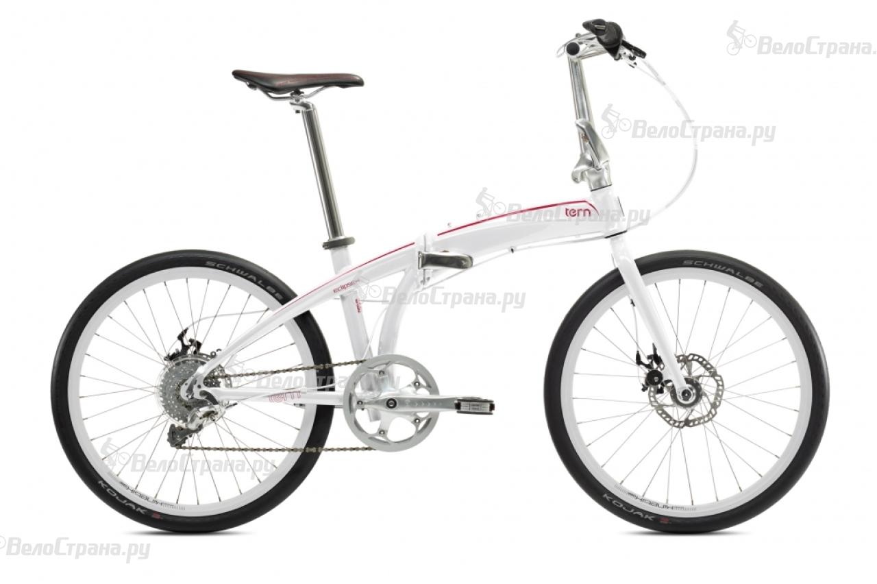Велосипед Tern Eclipse P9 (2013) велосипед tern eclipse p7i 2013